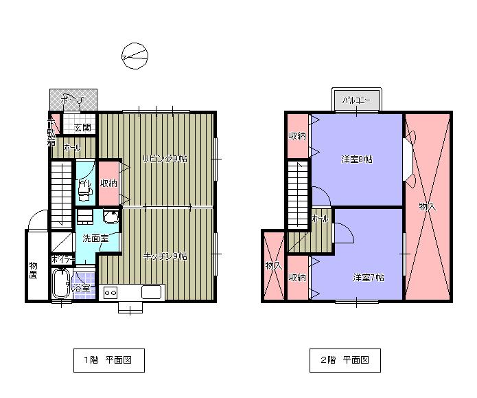 永澤住宅F-2号