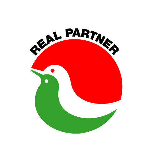 real partnerロゴ